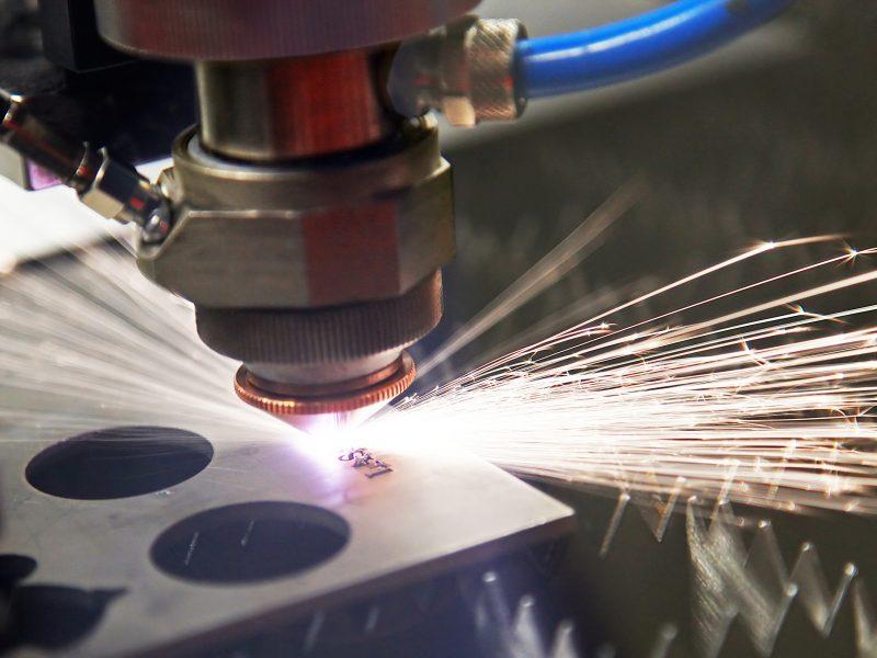 Steel Metal Sheet cut by laser cutting machine